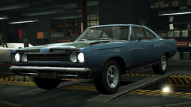 NFSW Plymouth Road Runner Blue