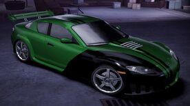 Carbon MazdaRX8Yumi