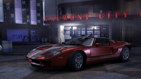 NFSC Ford GT Stock