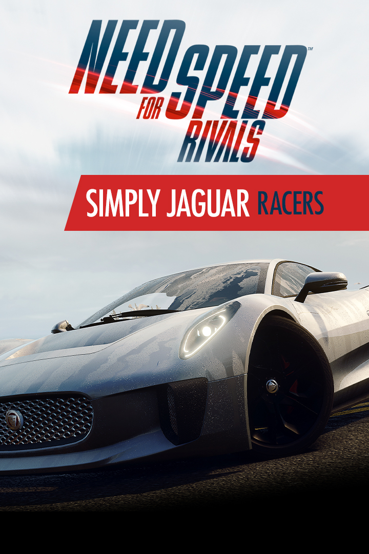Need for Speed: Rivals/Simply Jaguar Racers