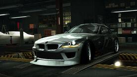 NFSW BMW Z4 M Coupe Dagur
