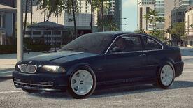 NFSHE BMW328ci Traffic