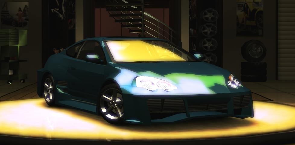 Need for Speed: Underground 2/Body Shop/Wide Body Kits