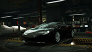 NFSW Lamborghini GallardoLP5604 Black