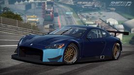 Maserati Granturismo S Shift 2 Unleashed