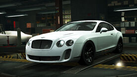 NFSW Bentley Continental Supersports Coupe White