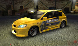 NFSCOTC Mazdaspeed3 West