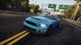 NFSE Ford Shelby GT500