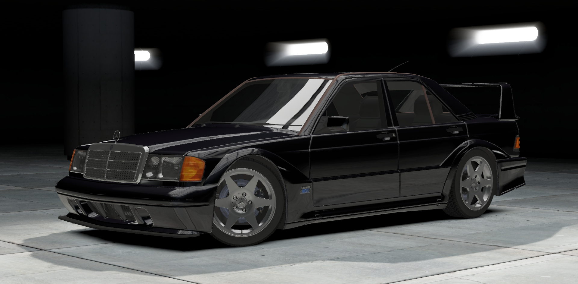 Mercedes-Benz 190E 2.5-16 Evolution 2