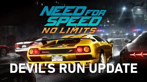 Need for Speed No Limits - Devil's Run Update