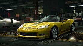 NFSW Chevrolet Corvette Z06 Advance