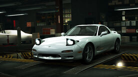 NFSW Mazda RX-7 FD3S White