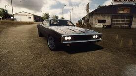 NFSE Dodge Charger 1970