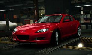 WORLD Mazda RX-8 SE3P