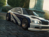 BMW M3 GTR GT (E46)