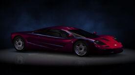 NFSHP2 PS2 McLaren F1 NFS edition