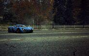 CarRelease Marussia B2 Blue 3