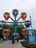 Boots Balloon Race (CW)