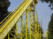 Rugrats Runaway Reptar Roller Coaster (CGA)