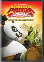 Kung Fu Panda - Legends Of Awesomeness - Good Croc, Bad Croc 2013 DVD Cover.jpg