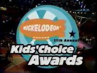 1998 Kids' Choice Awards logo(1)