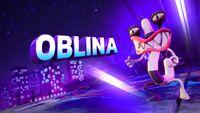 Oblina in All-Star Brawl