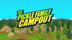 The Pickle Family Campout title card.png