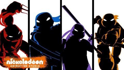 """Teenage Mutant Ninja Turtles"" Season 5 Theme Song (HQ) Episode Opening Credits Nick Animation"