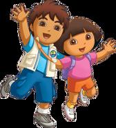 Diego and Dora