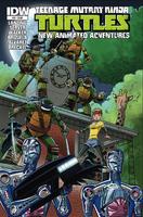 Teenage Mutant Ninja Turtles - New Animated Adventures comics issue 13