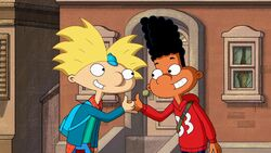 Arnold and Gerald's handshake in the Jungle Movie.jpg