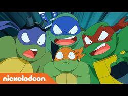 Teenage_Mutant_Ninja_Turtles_-_'Turtles_Take_Time_(and_Space)_🌎'_by_Brandon_Auman_from_SDCC_-_Nick