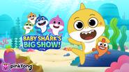 Baby Shark's Big Show characters