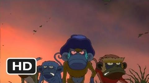 The Rugrats Movie (9 10) Movie CLIP - Monkey Invasion (1998) HD