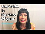 Grey Griffin does 29 voices in about a minute