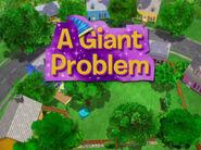 The Backyardigans A Giant Problem