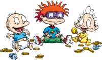 Tommy, Chuckie and Dil