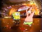 SpongeBob and Patrick at the 2000 KCA's
