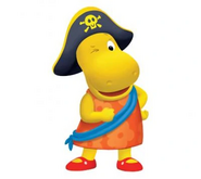Captain Pirate Tasha