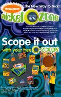 Nickel-O-Zone Kraft Kids print ad