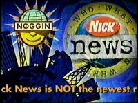 Noggin - Nick News Bumper (1999)