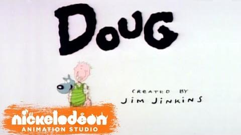 """""""Doug""""_Theme_Song_(HQ)_Episode_Opening_Credits_Nickelodeon_Animation"""