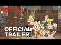 The Loud House Movie Official Trailer 🏴 - Netflix Futures