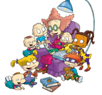 The Rugrats promo 02