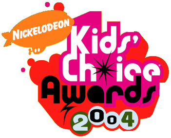 2004 Kids' Choice Awards
