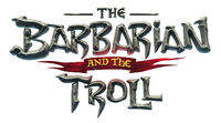 The Barbarian and the Troll - Logo