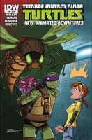 Teenage Mutant Ninja Turtles - New Animated Adventures comics issue 14