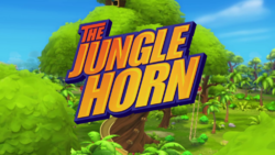 The Jungle Horn title card.png