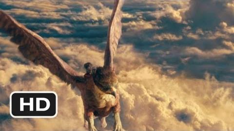 The Spiderwick Chronicles (4 9) Movie CLIP - The Griffin's Flight (2008) HD