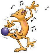 CatDog Dancing